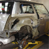 Mini Crash Repair - Quarter Panel