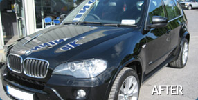 BMW X5 Crash Repair - After